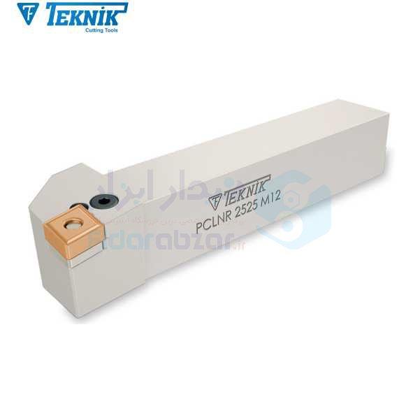 هلدر تراشکاری روتراش چکمه خور 16x16 الماس CN 1204 تکنیک TEKNIK کد محصول PCLNL 1616 H12