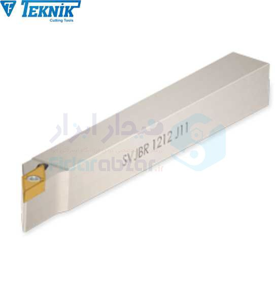 هلدر تراشکاری روتراش پیچی 16x16 الماس VB 1103 تکنیک TEKNIK کد محصول D130 SVJBR 16x16 H11 F