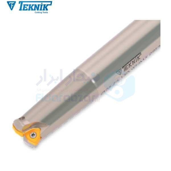 فرز الماس خور قطر 25 شنک 25 طول کل 150 اینسرت WN.. 09T3.. تکنیک TEKNIK کد محصول S802 D25 Z02 L150 WN 09