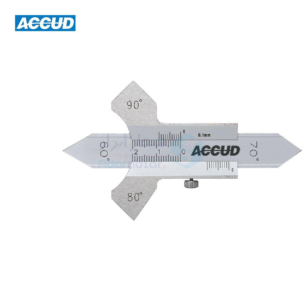 گیج جوشکاری اکاد ACCUD کد ACD-971-008-01