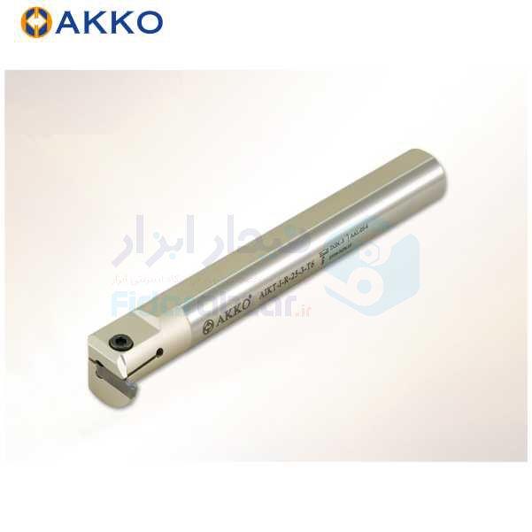 نفشه فنی هلدر الماس شیار داخل تراش قطر 20 الماس شیار ایسکار 3 اکو AKKO کد محصول AIKT I R/L 20 3 T5