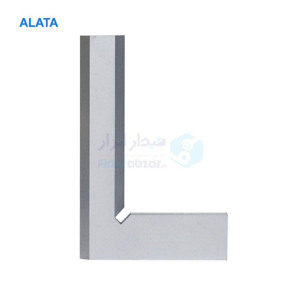 گونیا 8 سانت مویی 90 درجه گرید 1 الاتا ALATA کد ALT-SQ80