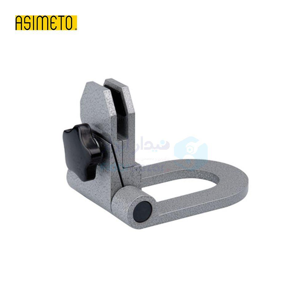 پایه میکرومتر فولادی اسیمتو ASIMETO کد محصول AS-109-01-0