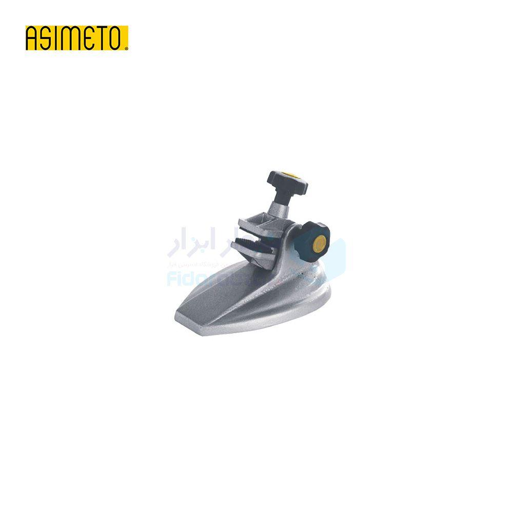 پایه میکرومتر چدنی اسیمتو ASIMETO کد محصول AS-109-02-1