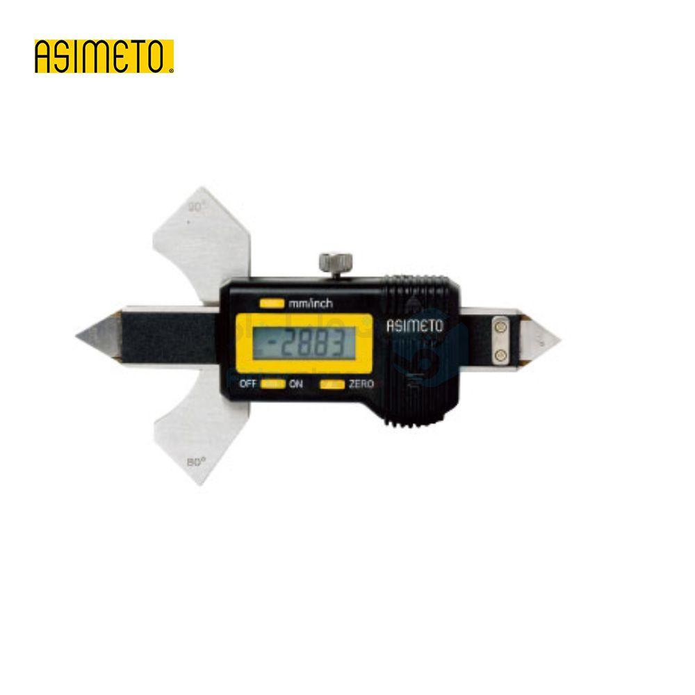 گیج جوشکاری دیجیتال اسیمتو ASIMETO کد AS-325-05-6