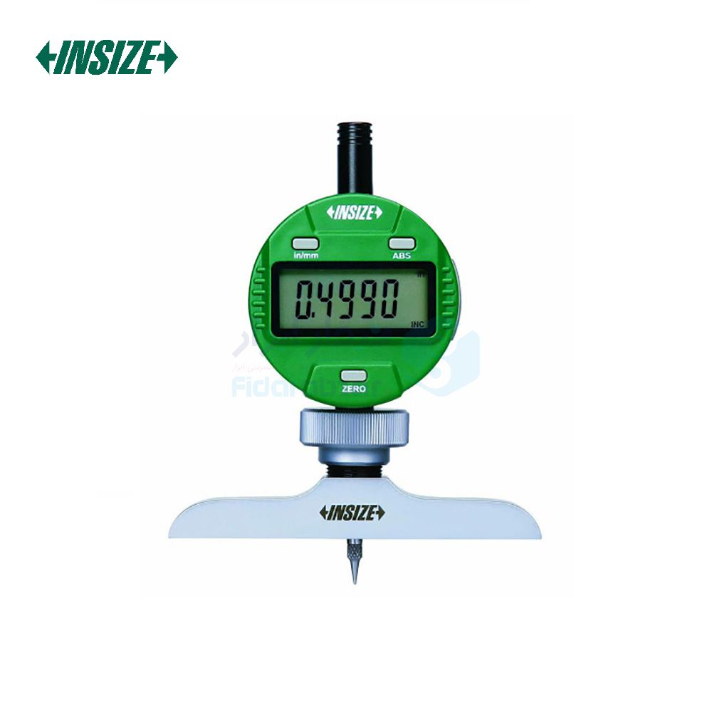 عمق سنج 300 میلیمتر دیجیتال دقت 0.01 میلیمتر اینسایز INSIZE کد INZ-2141-202A