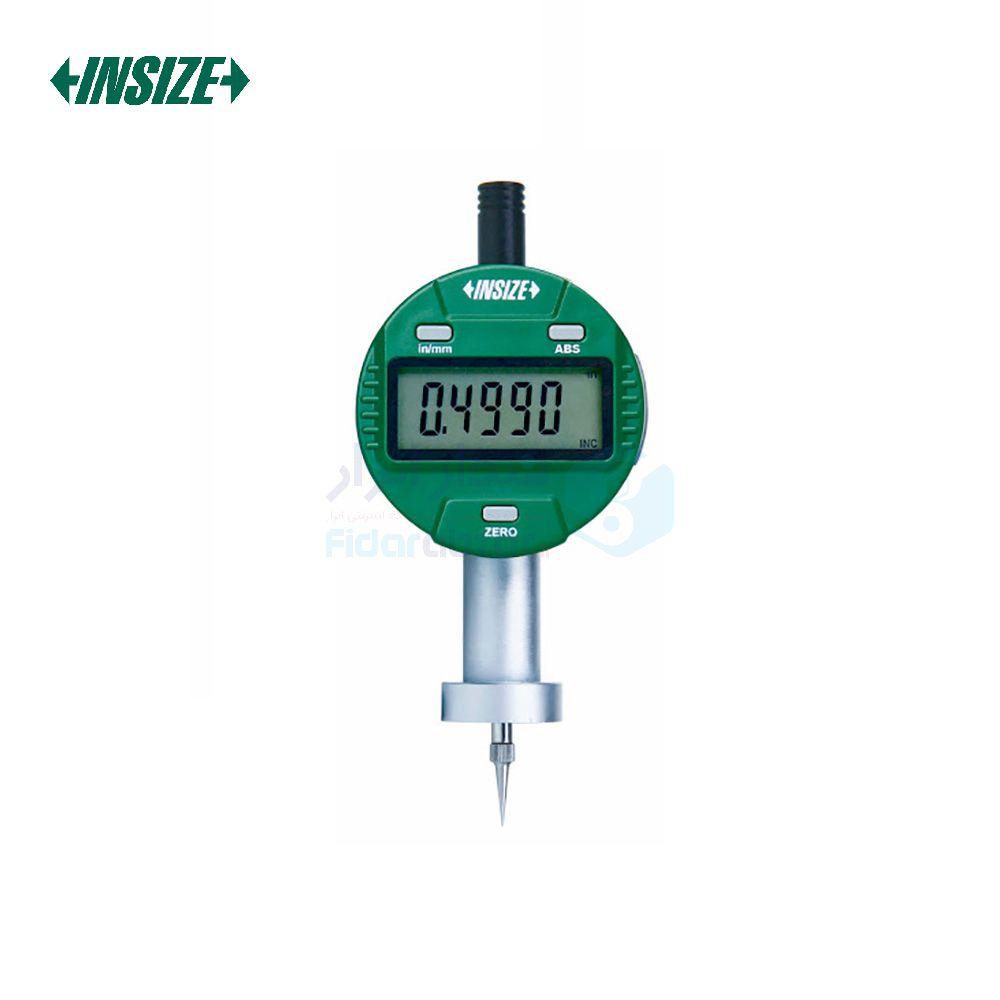عمق سنج 12.7 میلیمتر دیجیتال دقت 0.01 میلیمتر اینسایز INSIZE کد INZ-2142-102