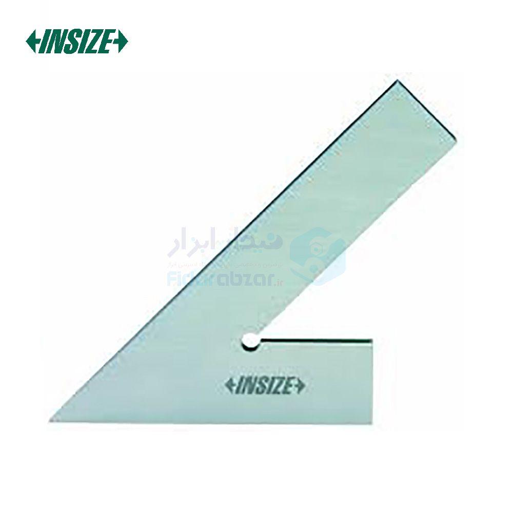 گونیا 10 سانت صنعتی 45 درجه اینسایز INSIZE کد INZ-4745-1100