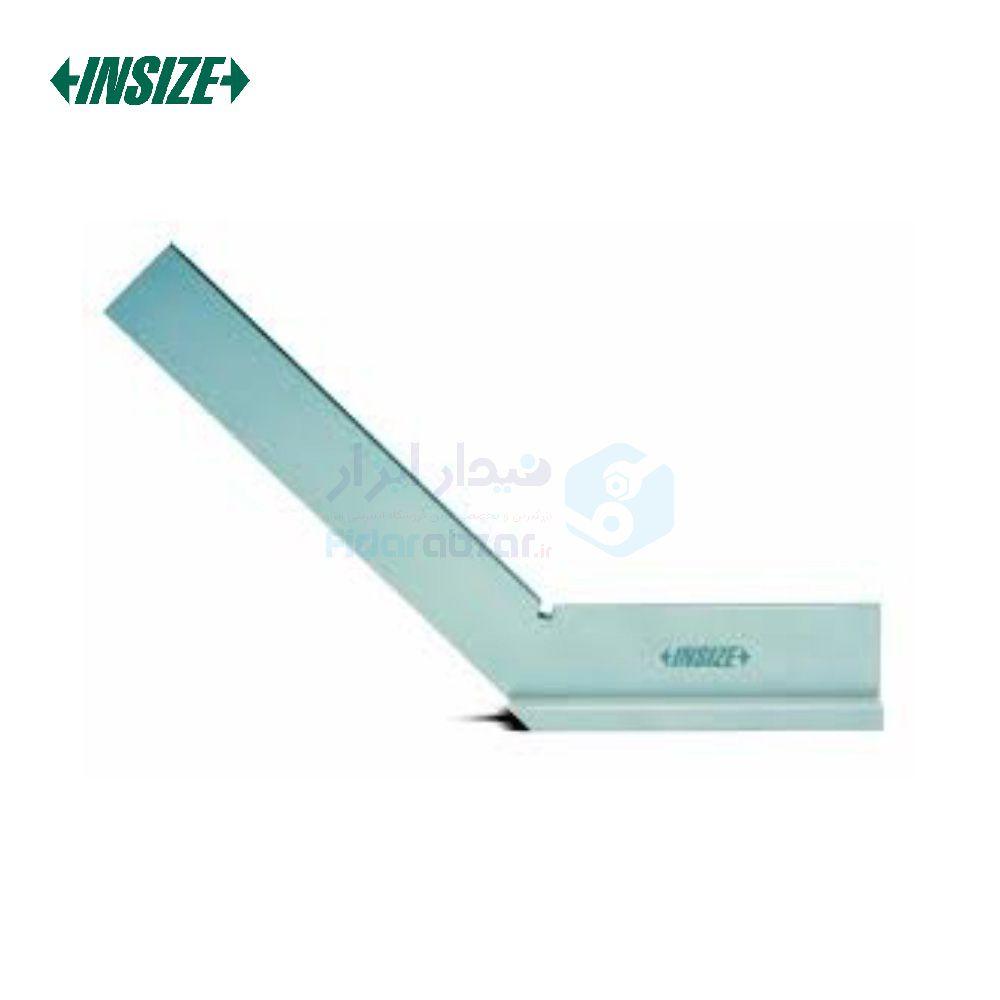 گونیا 10 سانت صنعتی 120 درجه پایه دار اینسایز INSIZE کد INZ-4754-3100