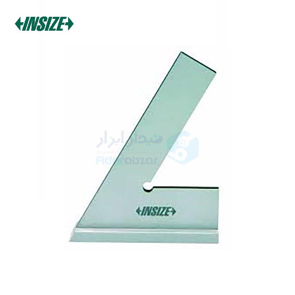 گونیا 10 سانت صنعتی 60 درجه پایه دار اینسایز INSIZE کد INZ-4762-100