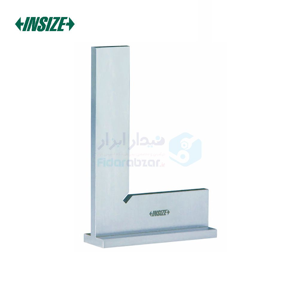 گونیا 5 سانت صنعتی 90 درجه گرید 0 پایه دار اینسایز INSIZE کد INZ-4793-50