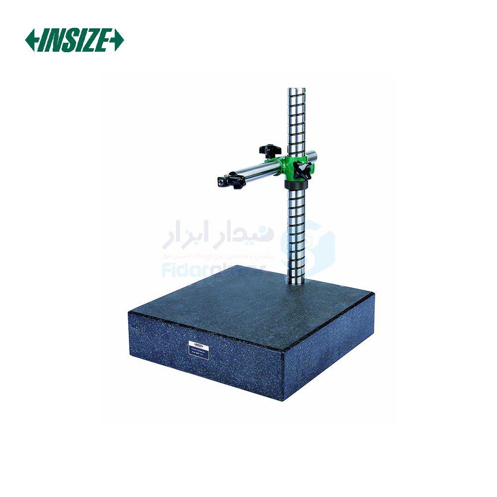 پایه ساعت اندیکاتور گرانیتی 300x300x75 اینسایز INSIZE کد INZ-6867-250