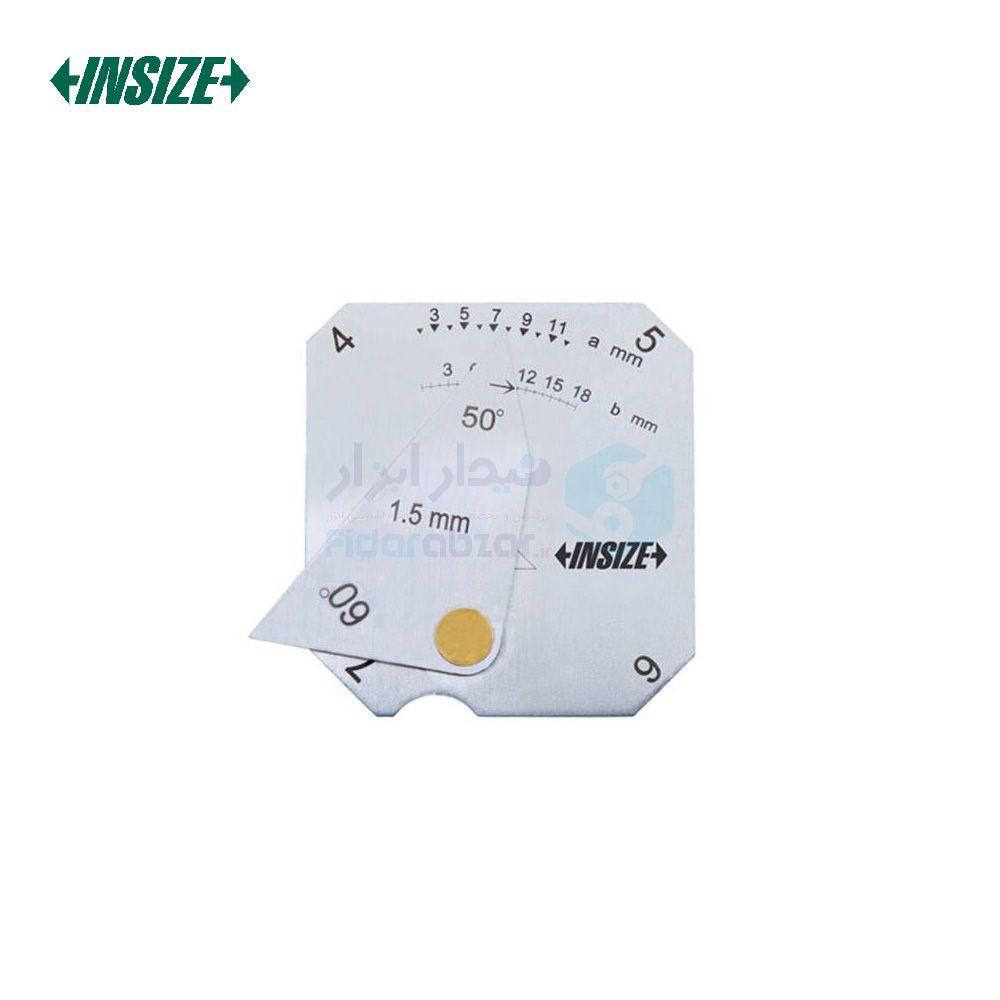 گیج جوشکاری اینسایز INSIZE کد INZ-4850-1