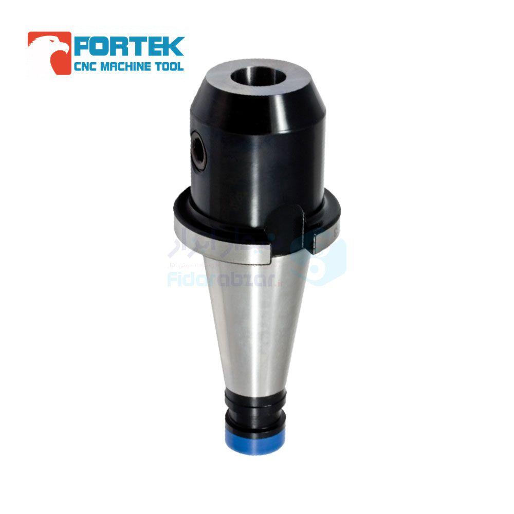 کلت فرز گیر NT50 طول کارگیر 120 میلیمتر قطر ابزار گیر 50.8 میلیمتر پورتک PORTEK کد NT50-SLA50.8-120