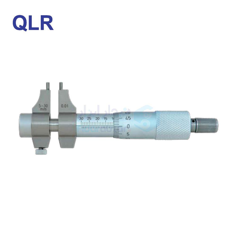 ریزسنج ورنیه 175-200 میلیمتر دقت 0.01 میلیمتر کیو ال ار QLR کد QLR-304-08-000