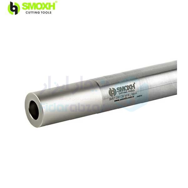 شنک (دنباله) فرز ته پیچ قطر 31 میلیمتر پیچ خور M16 طول کل 250 میلیمتر اسموکس SMOXH کد محصول SMVT D31 C32 M16 L250 H