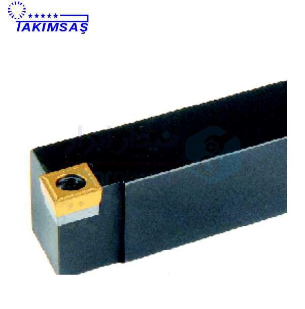 هلدر تراشکاری روتراش پیچی 8x8 الماس CC 0602 تاکیمساش TAKIMSAS کد محصول SCACR/L 08x08 D06